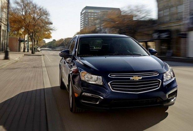 Canadauence TV: Chevrolet Cruze 2015, um novo visual, uma nova ide...