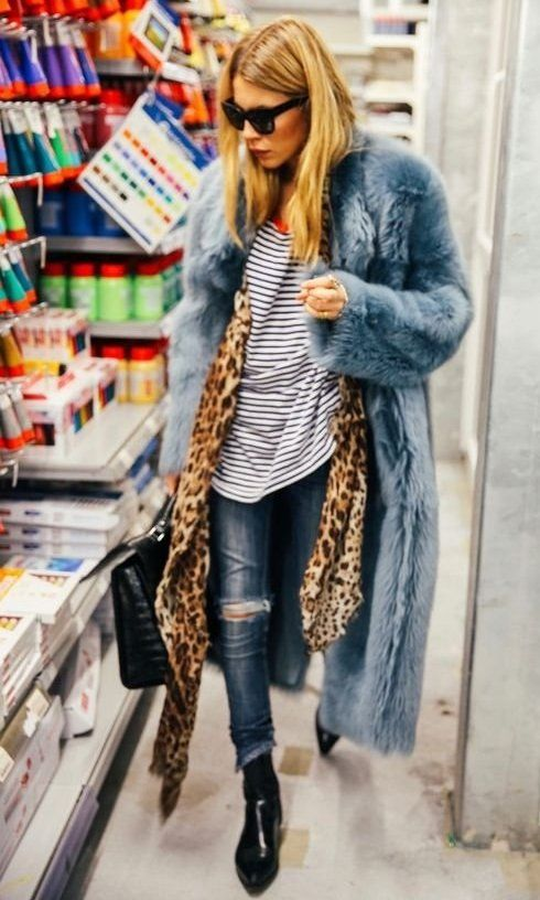 Street style snaps never looked this chic.