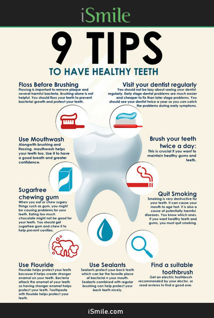 9 tips to have healthy teeth ismile oral health