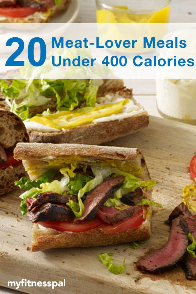 20 Meat Lover Mealsunder 400 Calories Healthy Dinner Recipes