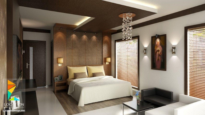 ألوان غرف نوم مودرن للعرسان 2017 - 2018 | Modern bedroom ... on Model Bedroom Design  id=21139