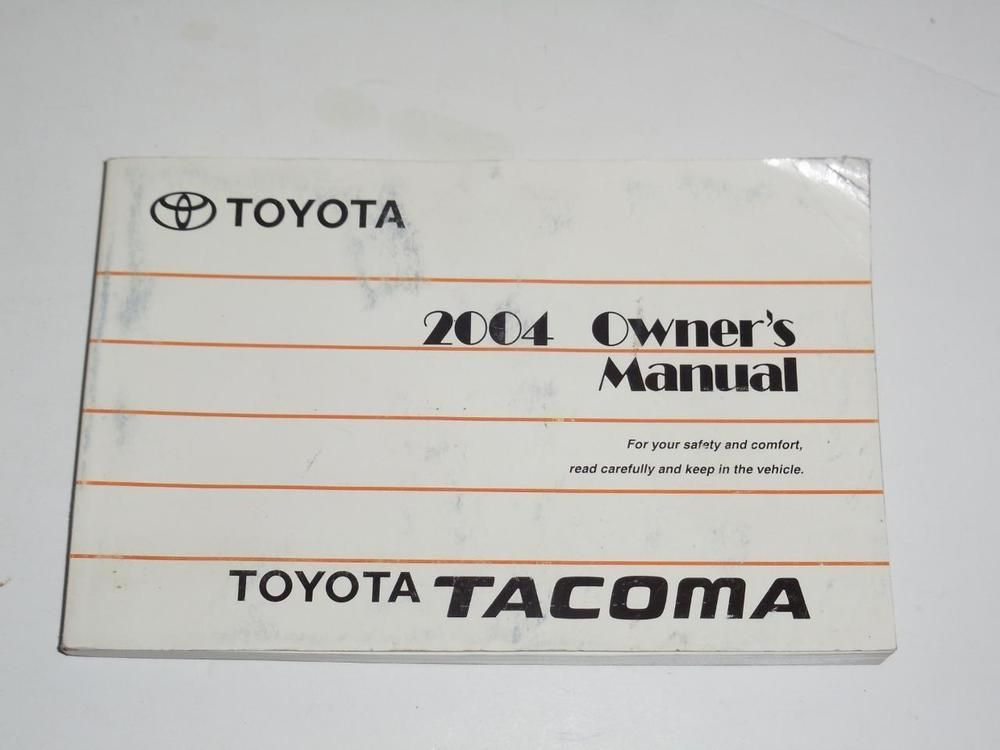 2004 toyota sequoia owners manual user guide manual that easy to rh gatewaypartners co 1992 toyota camry owners manual pdf 1994 Toyota Camry
