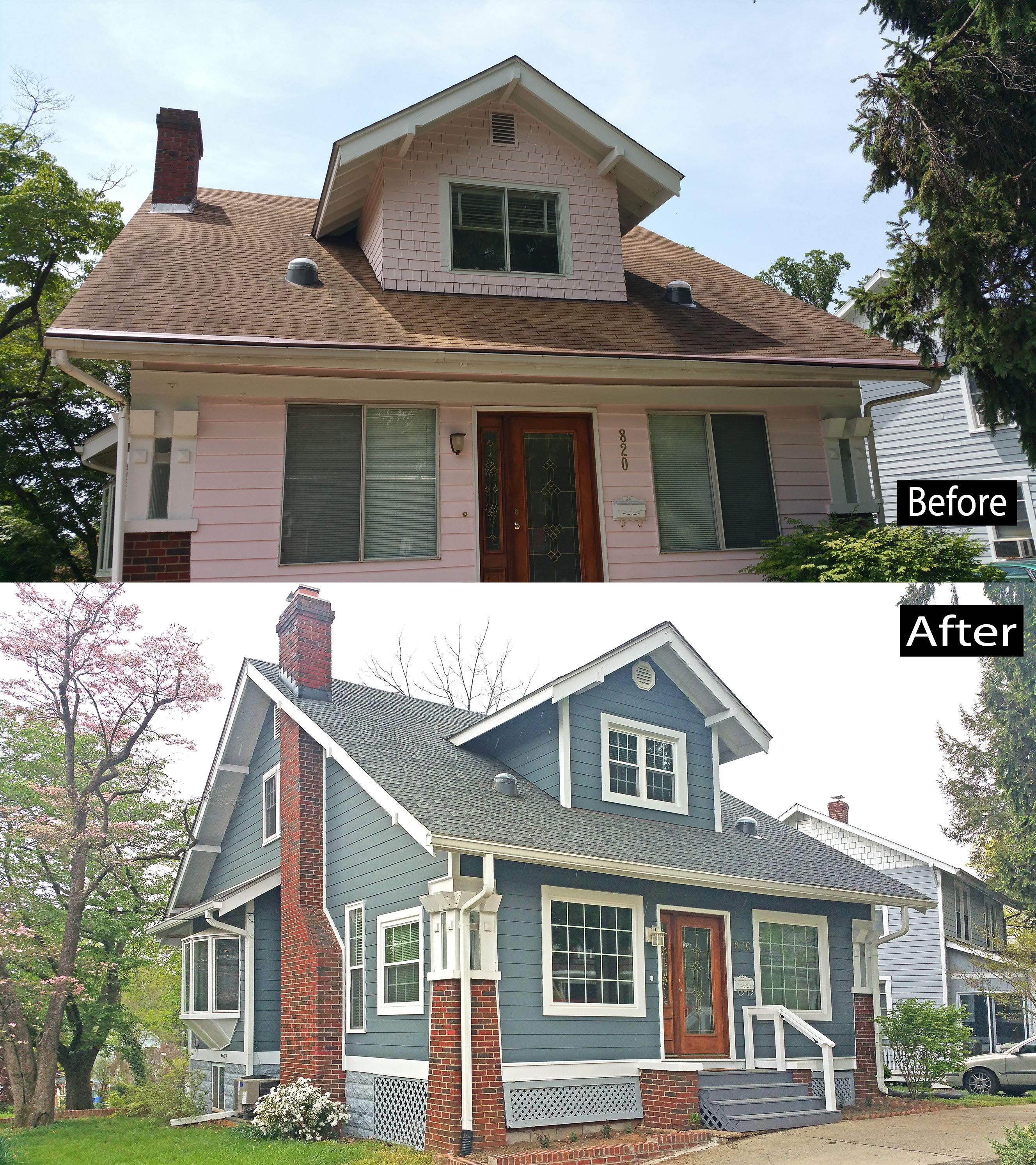 Best Install Owens Corning Duration Shingle Estate Gray Color 400 x 300