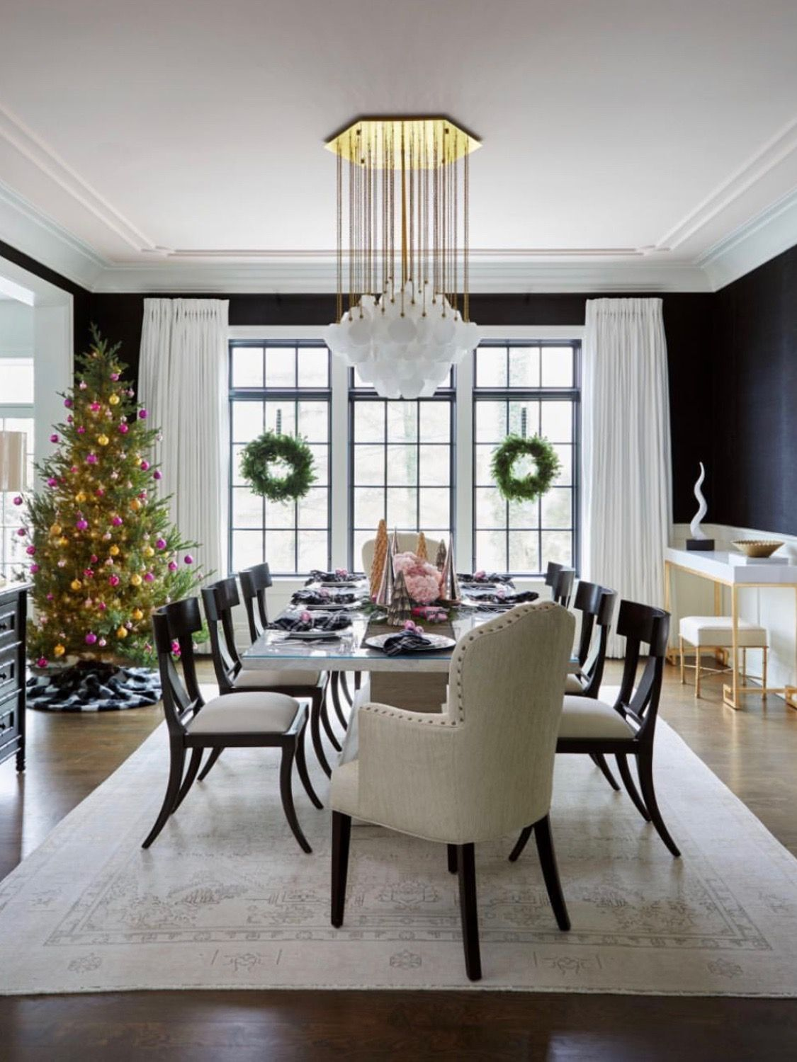 Pin by MaryO on Interior Design(33 categories) | Unique home decor, Home,  Traditional dining rooms