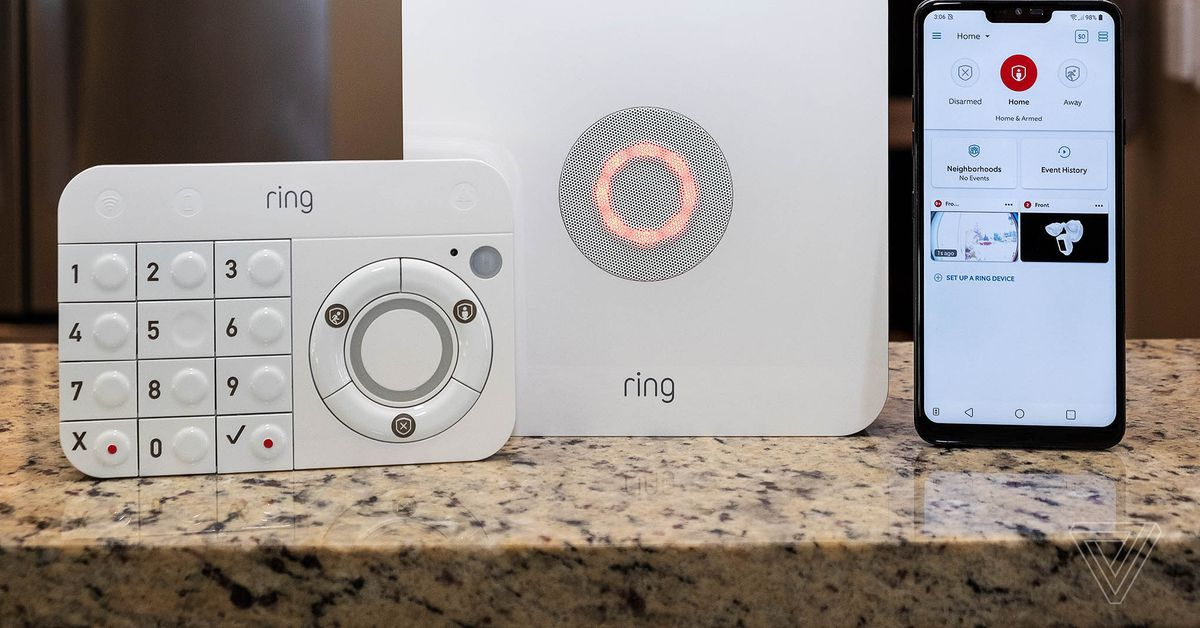 Ring Alarm Review Simple Cheap Home Security Tech Stuff