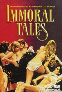 Immoral Tales  Poster Erotic