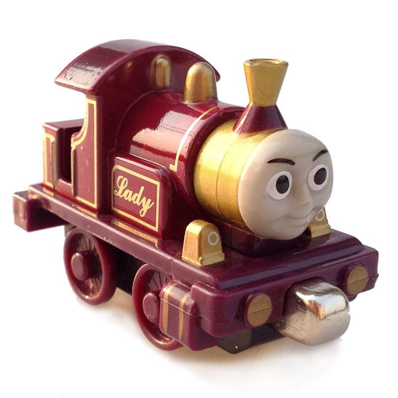 Click To Buy Alloy Lady Magnetic Diecast THOMAS And Friend