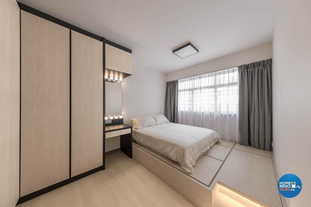 7 Must Have Scandinavian Characteristics For Different Hdb Rooms Scandinavian Interior Design Modern Bedroom Design Scandinavian Design Bedroom Bedroom design ideas hdb