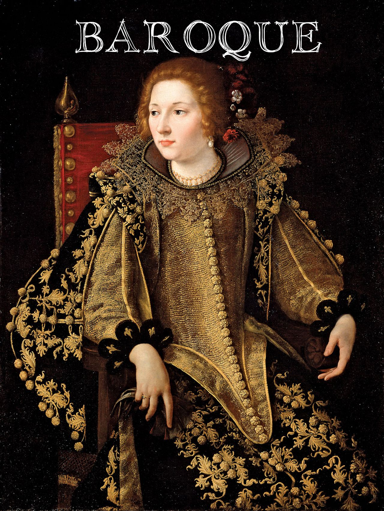Baroque an art movement that began around 1600 and lasted