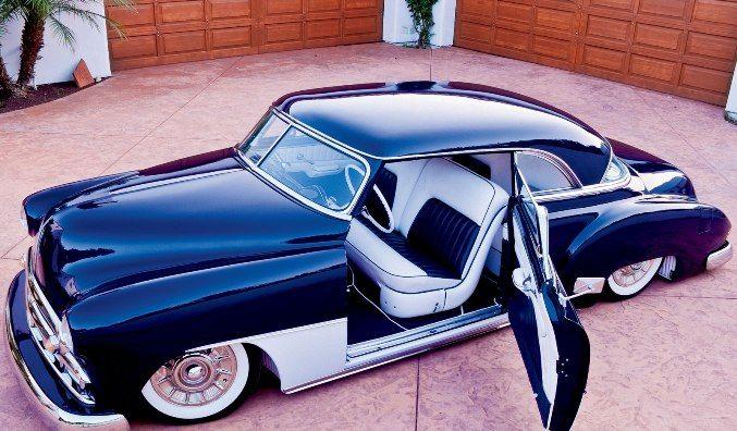 1950 Chevrolet Deluxe Hardtop Custom