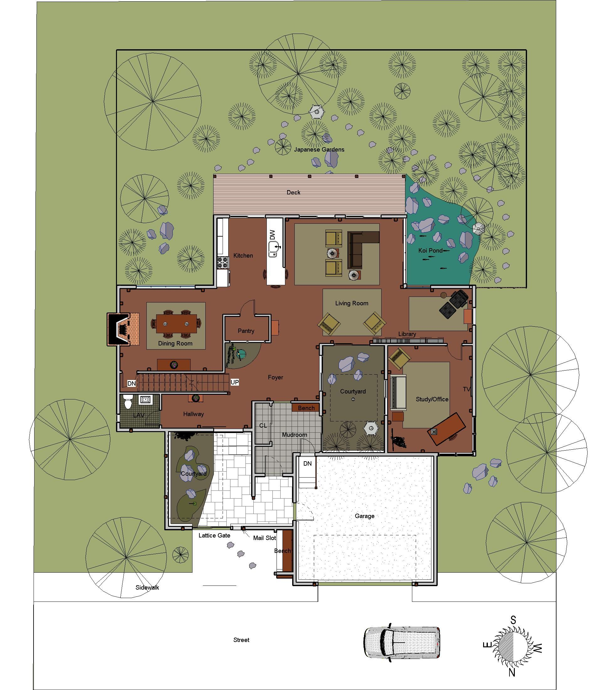 Japanese House Plans Traditional Japanese Home Floor Plan Cool Japanese House Plans
