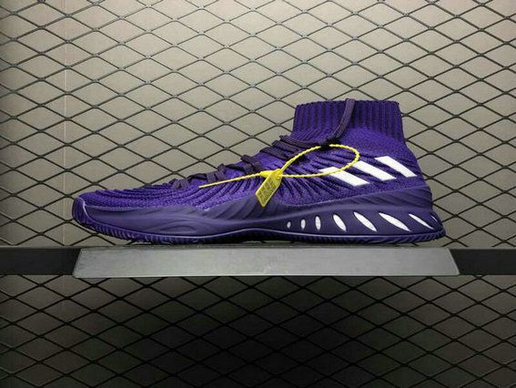 f34249026df1 adidas Crazy Explosive 2017 Mid Top Purple Blue BY4425 Basketball Shoe  adidas For Sale Big Boys Youth