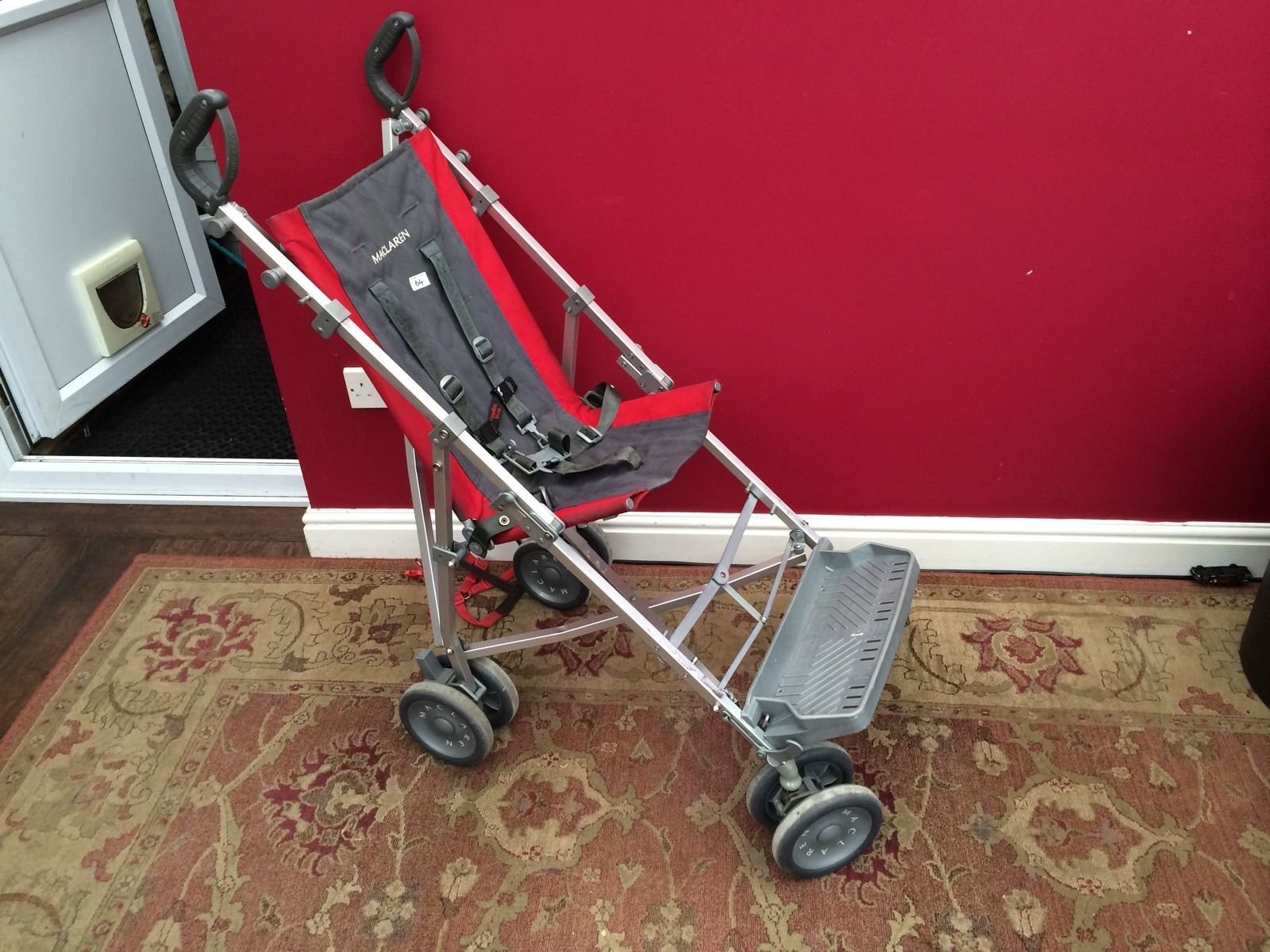 Maclaren Special Needs Pushchair/Disabled Pushchair Baby