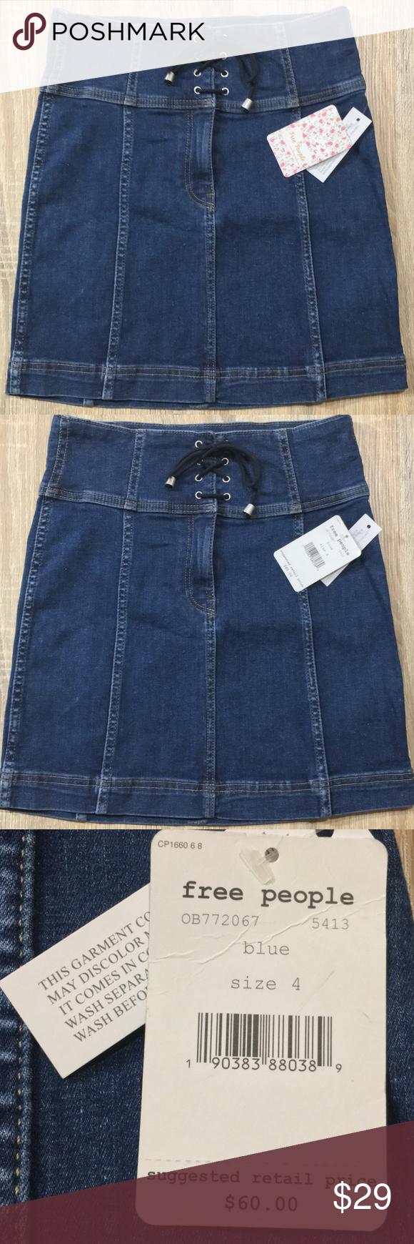 8165fae1c97 Free People Modern Femme Corset Mini Skirt Free People Modern Femme Corset  Mini Skirt OB772067 Blue