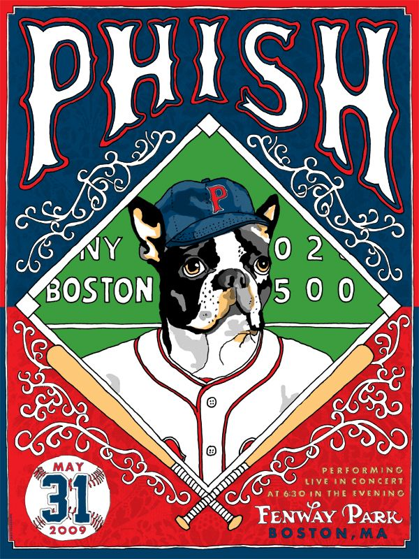 Image result for Phish at Fenway
