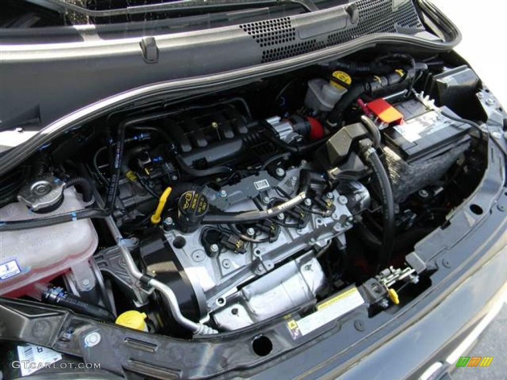 Fiat 500 2012 Used Transmission engine Description
