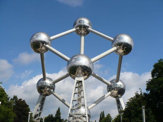 L'Atomium, Bruxelles