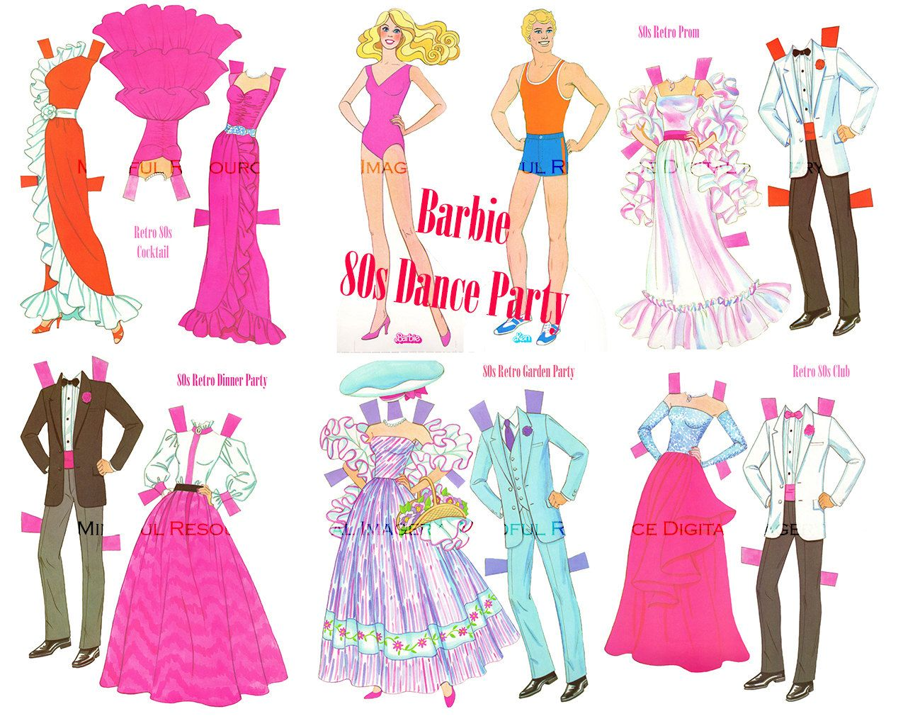 photograph regarding Printable Barbie Paper Dolls named Impression end result for Basic Barbie Paper Dolls Youngster Things