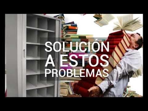 Estanterias Metalicas Oficina.Videos Estanterias Metalicas Medellin Colombia Videos De