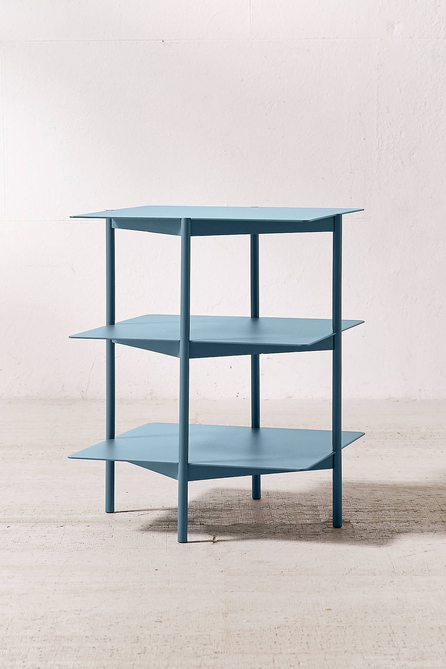 Slide View: 3: Umbra Shift Tiered Side Table