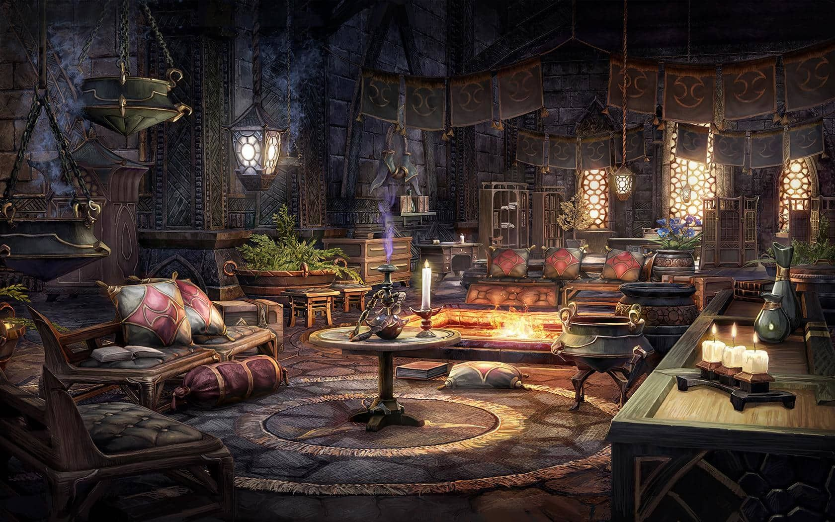 Homestead Basics Guide The Elder Scrolls Online Fantasy