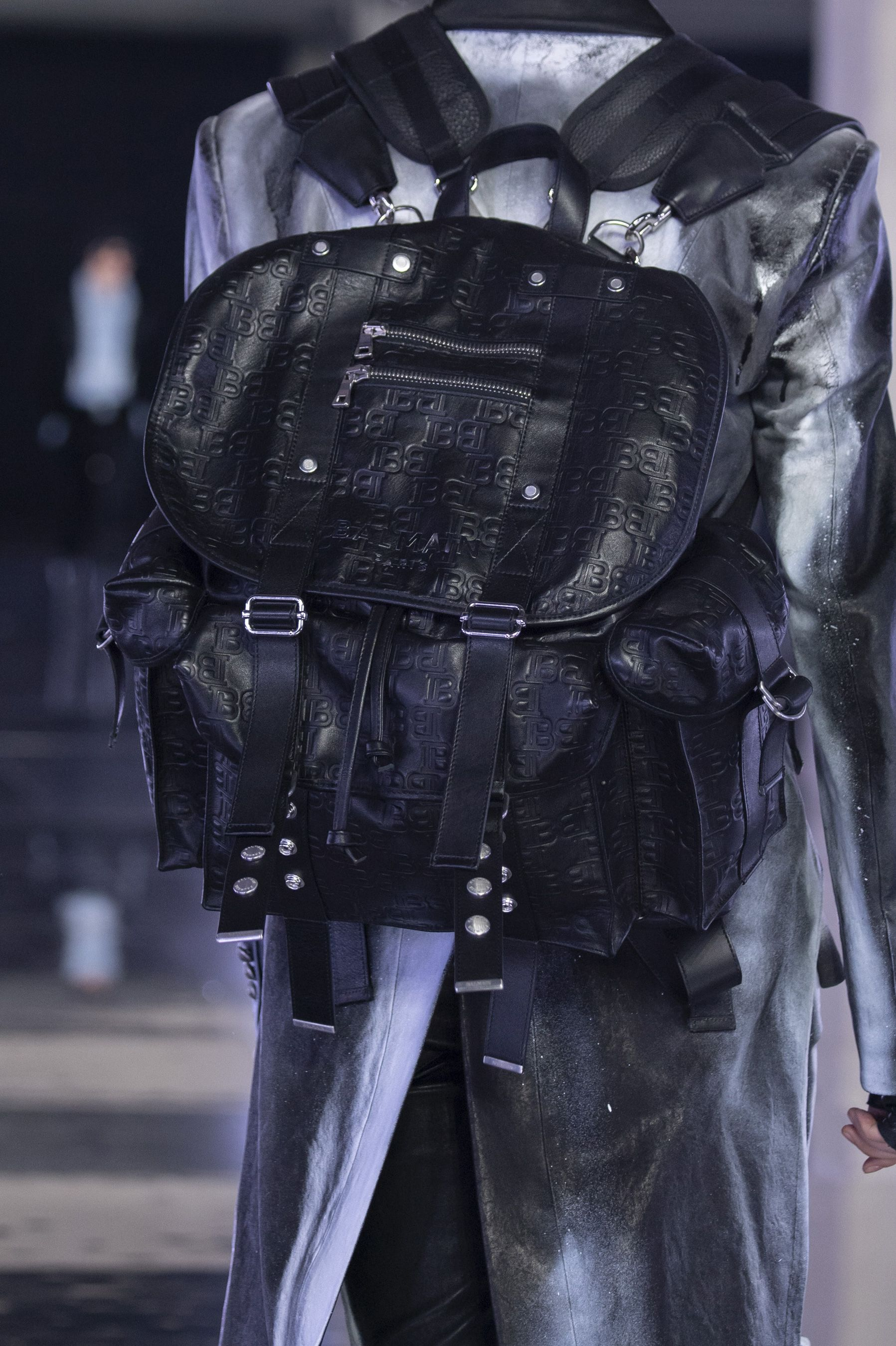 Balmain Homme Fall 2019 Men S Fashion Show Details Unusual