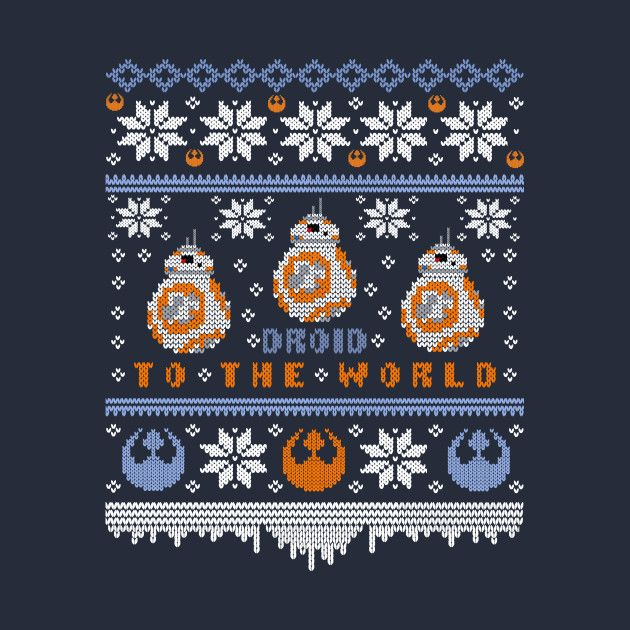 Droid to the World - BB-8 by DCVisualArts I want it! Pinterest