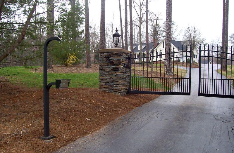 Security Gates & Access Controls Security gates, Gate
