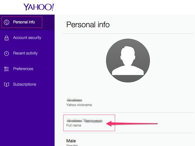 How To Change My Account Settings For Yahoo Techwalla Accounting Account Settings Change
