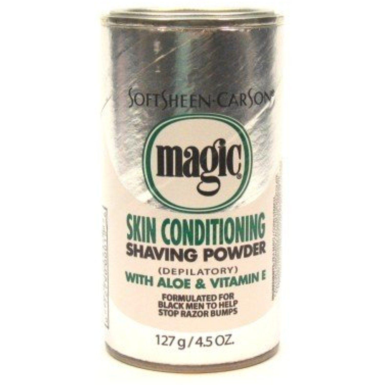 Magic Platinum Shaving Powder 4 5 Oz Skin Conditioning 3 Pack