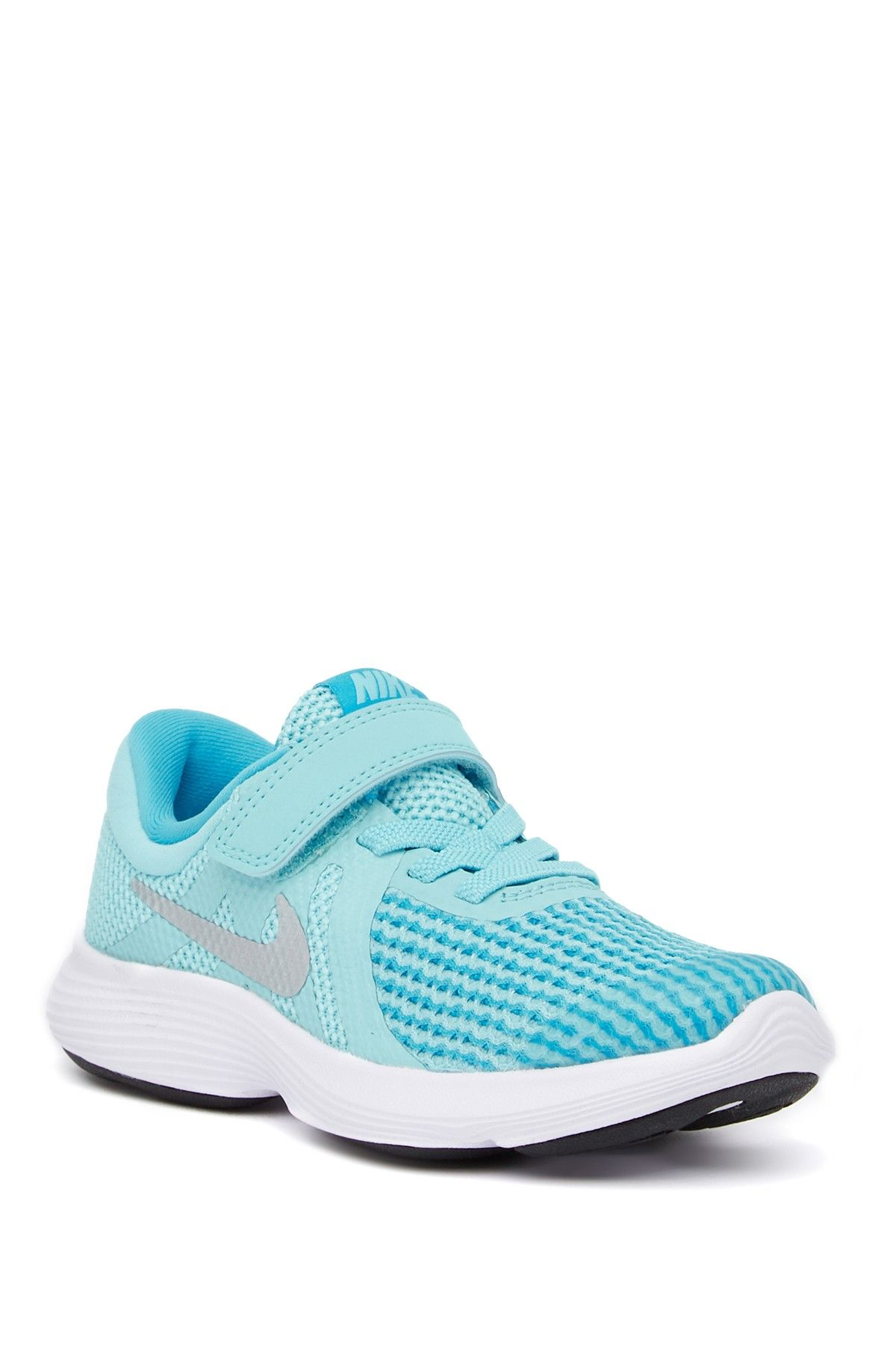 Revolution 4 Sneaker (Little Kid) | Sneakers, Nike, Baby shoes