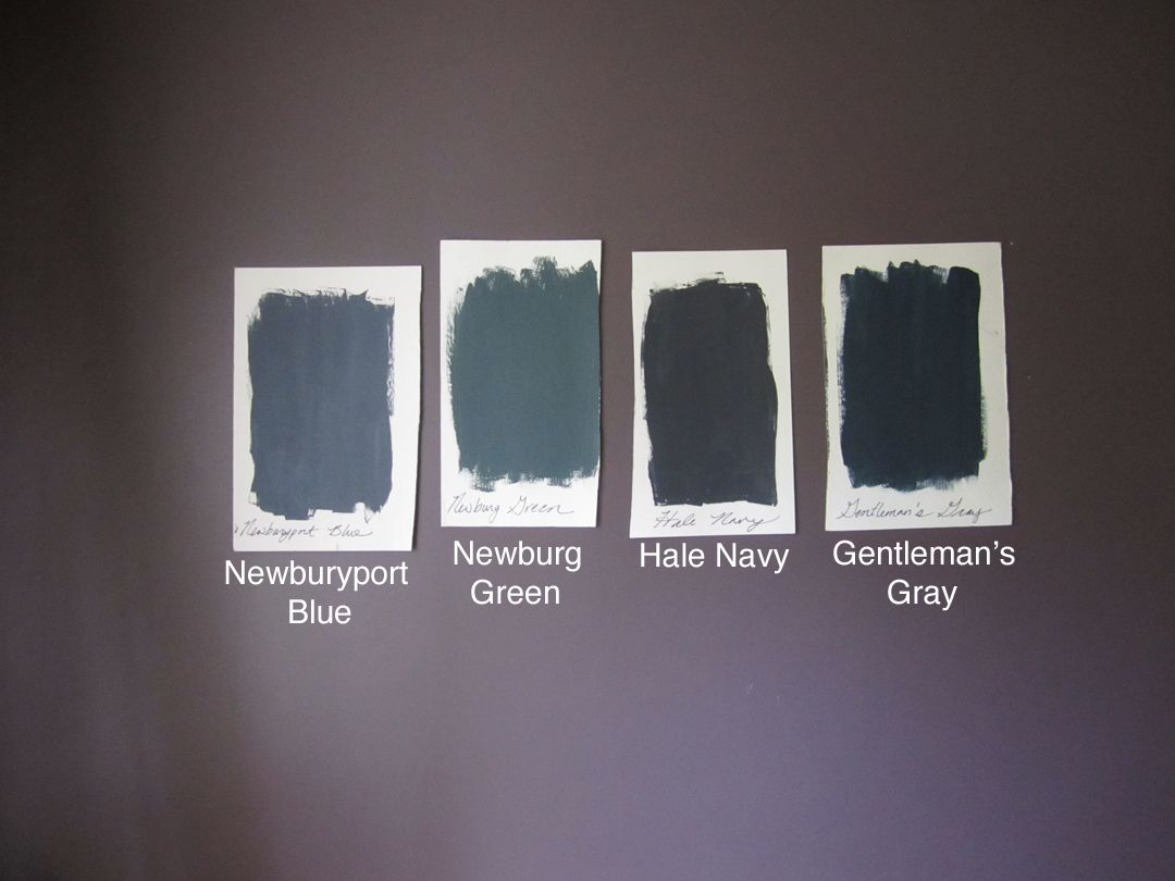 Hale Navy Red House West Paint Colors Pinterest