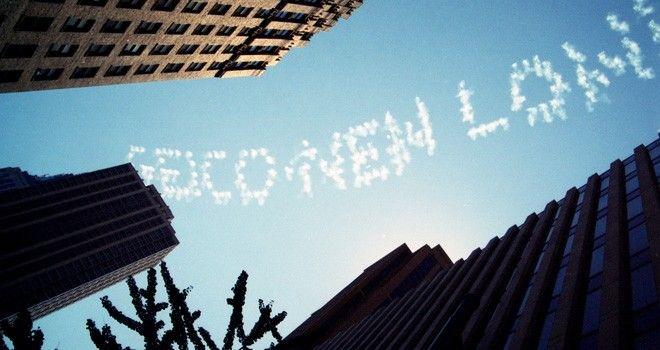 Publicidad en el aire -publicidad atmosférica