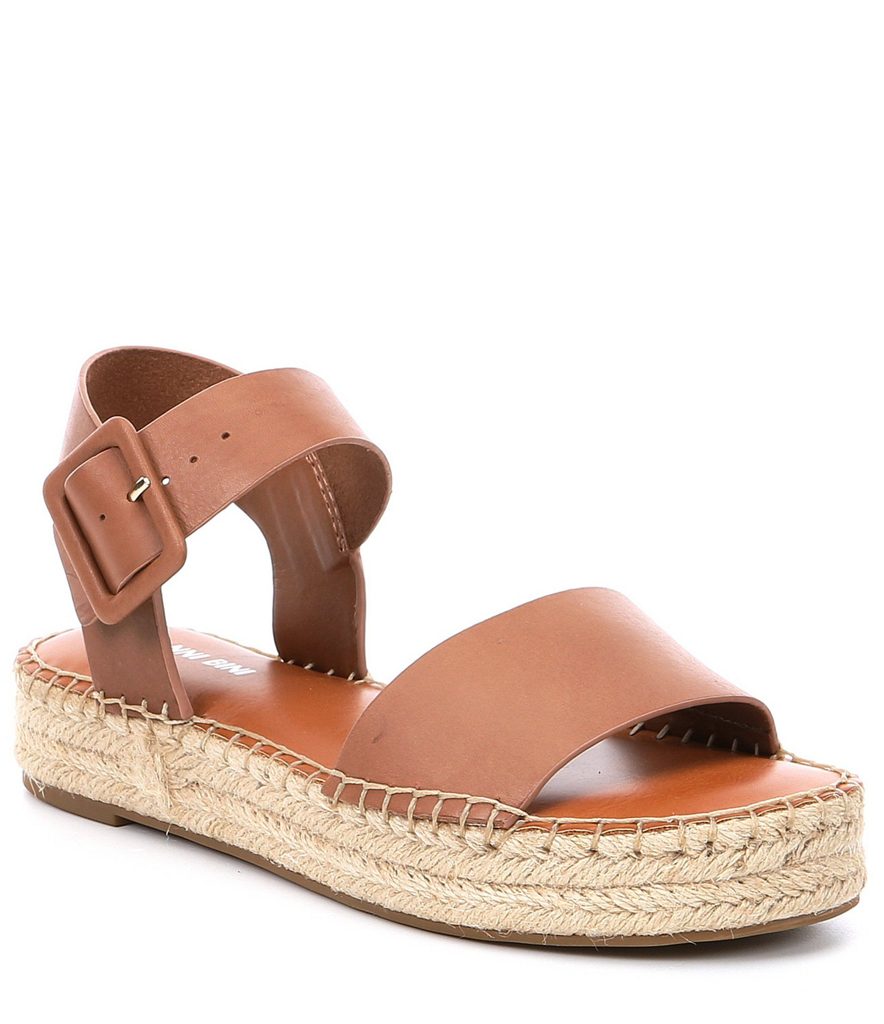 8ee98c5e68c Shop for Gianni Bini Kaygan Leather Espadrille Flatform Sandals at ...