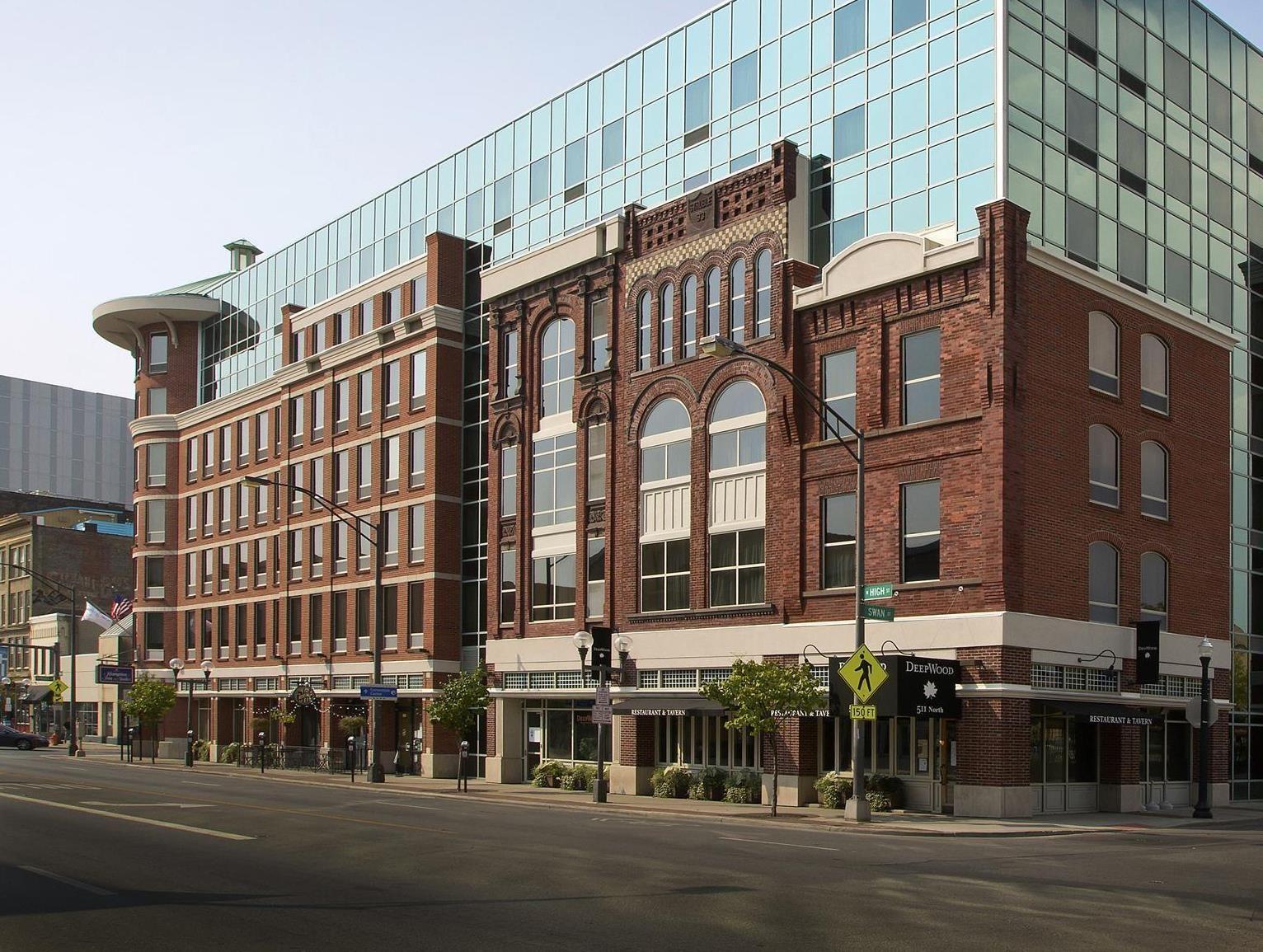 Columbus Oh Hampton Inn Suites Columbus Downtown Ohio United