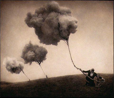 Cloud herding