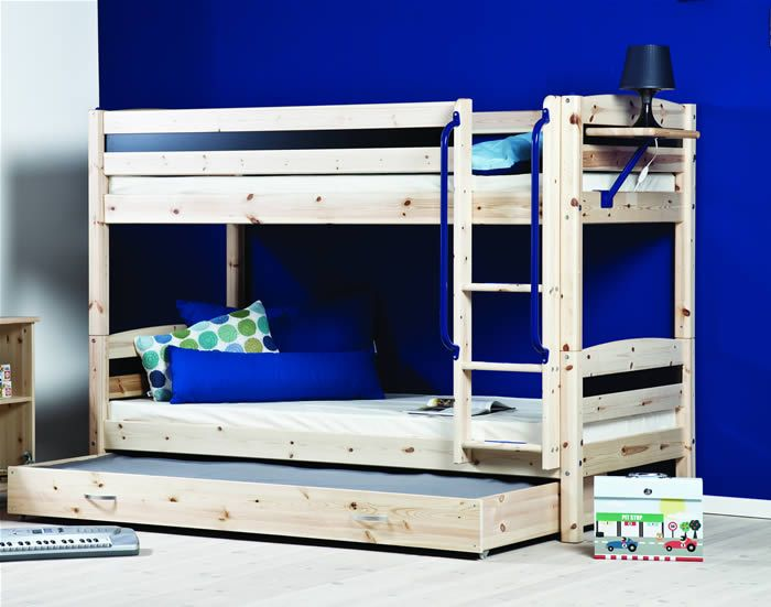 Image Result For Bunk Beds With Pull Out