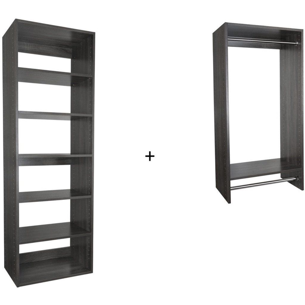 Specialty Appliances Find a Niche That Matches Your Specialty Appliances-Closet Organizers 48 Inch