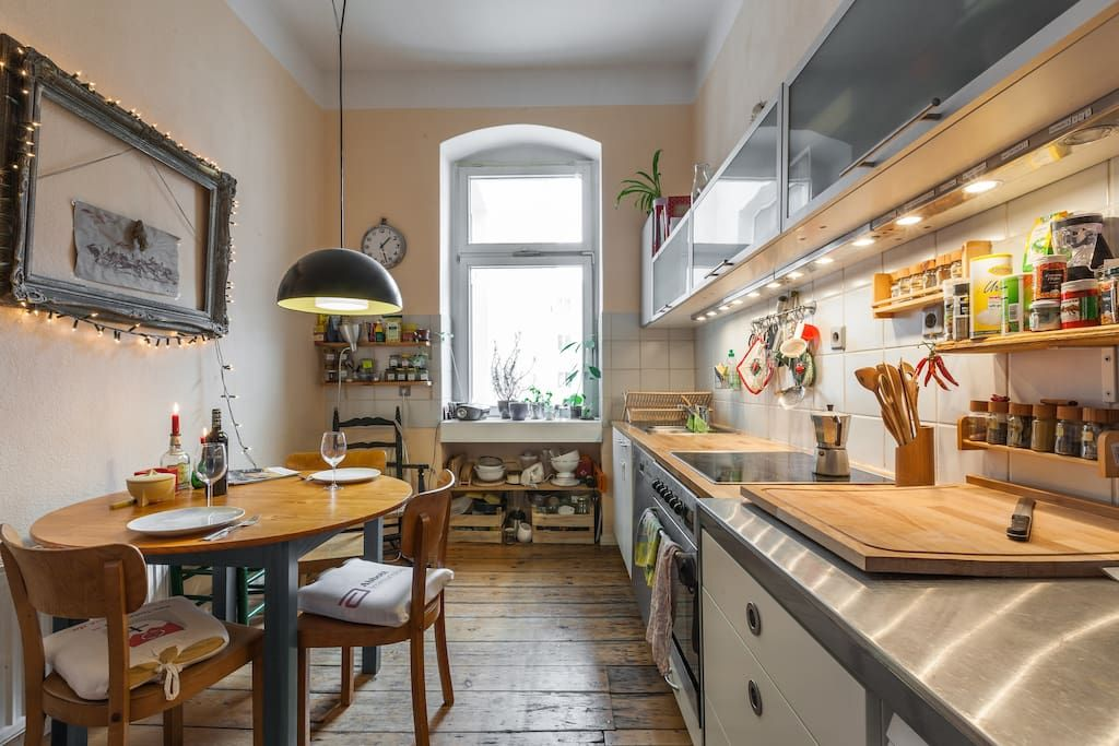 Apartment In Berlin Germany Typical Berlin Style Apartment With