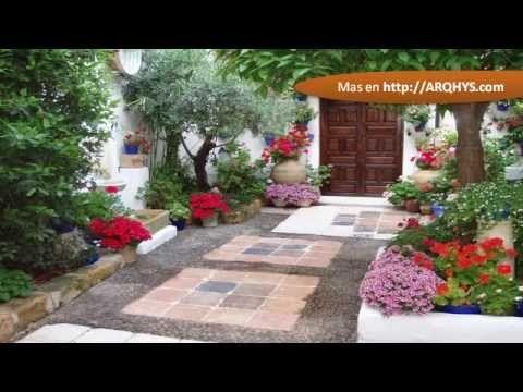 Dise o de jardines de casas romanas fotos buscar con - Diseno de jardines para casas ...
