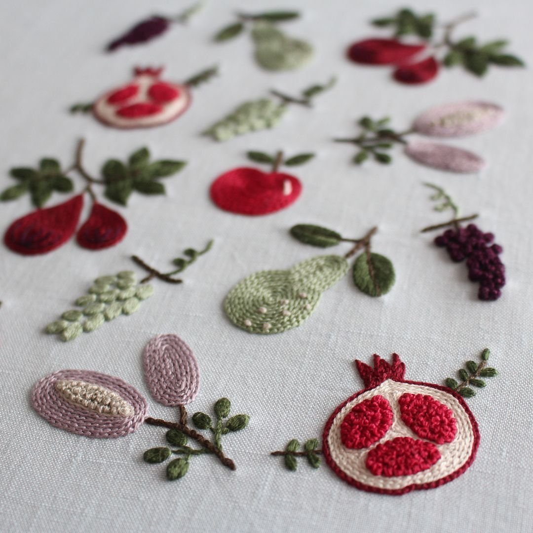10+ Exhilarating Beautiful Japanese Embroidery Ideas   Miniature ...