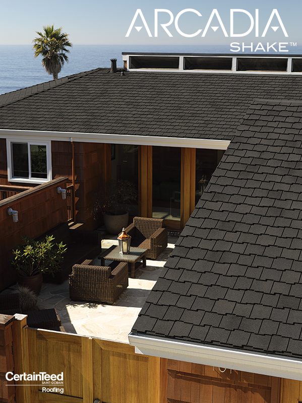 Welcome to the new standard in premium architectural roofing