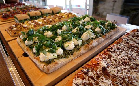 Cipro pizza al taglio menu