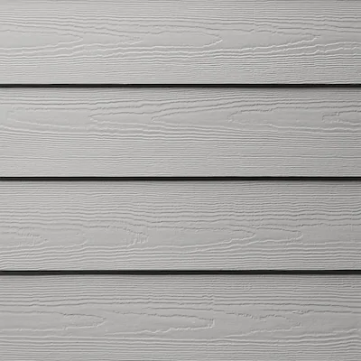 James Hardie 8 25 In X 144 In Colorplus Hz5 Hardieplank Pearl Gray Cedarmill Fiber Cement Lap Siding Lowes Com Hardie Plank Siding Colors For Houses Fiber Cement Siding