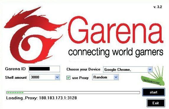 Garena Shells Hack Generator V3 2 DOWNLOAD   Stuff to