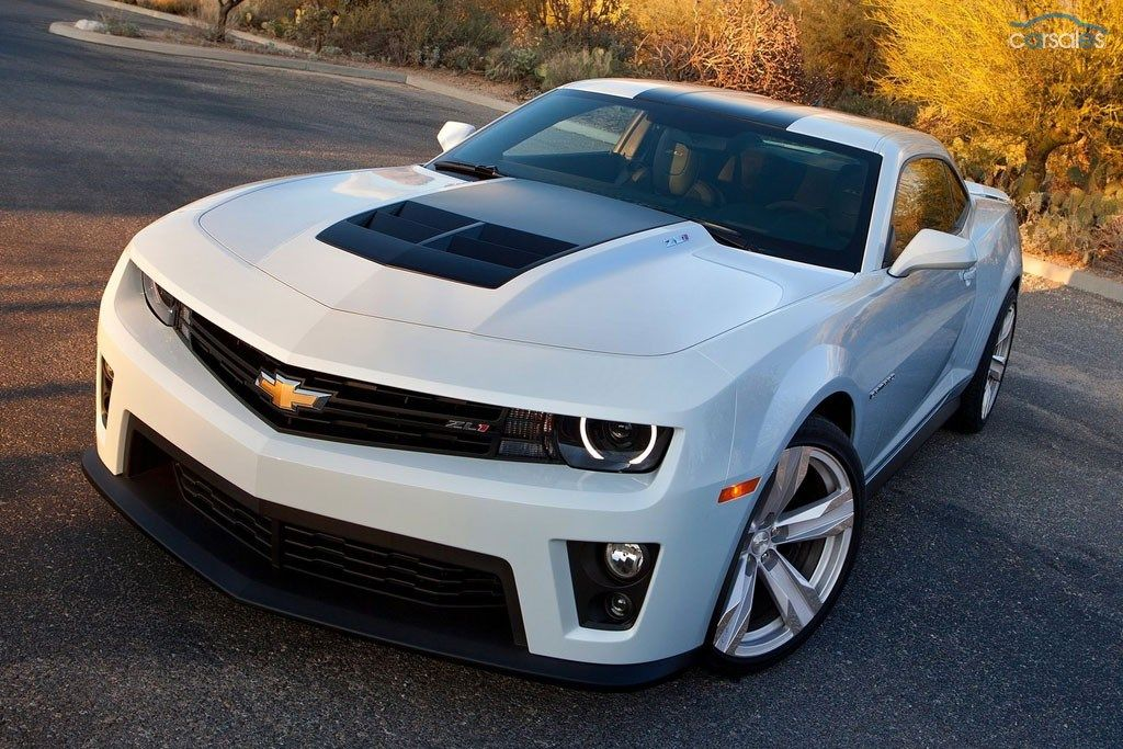 Chevrolet Camaro ZL1 2013 First Drive (With images