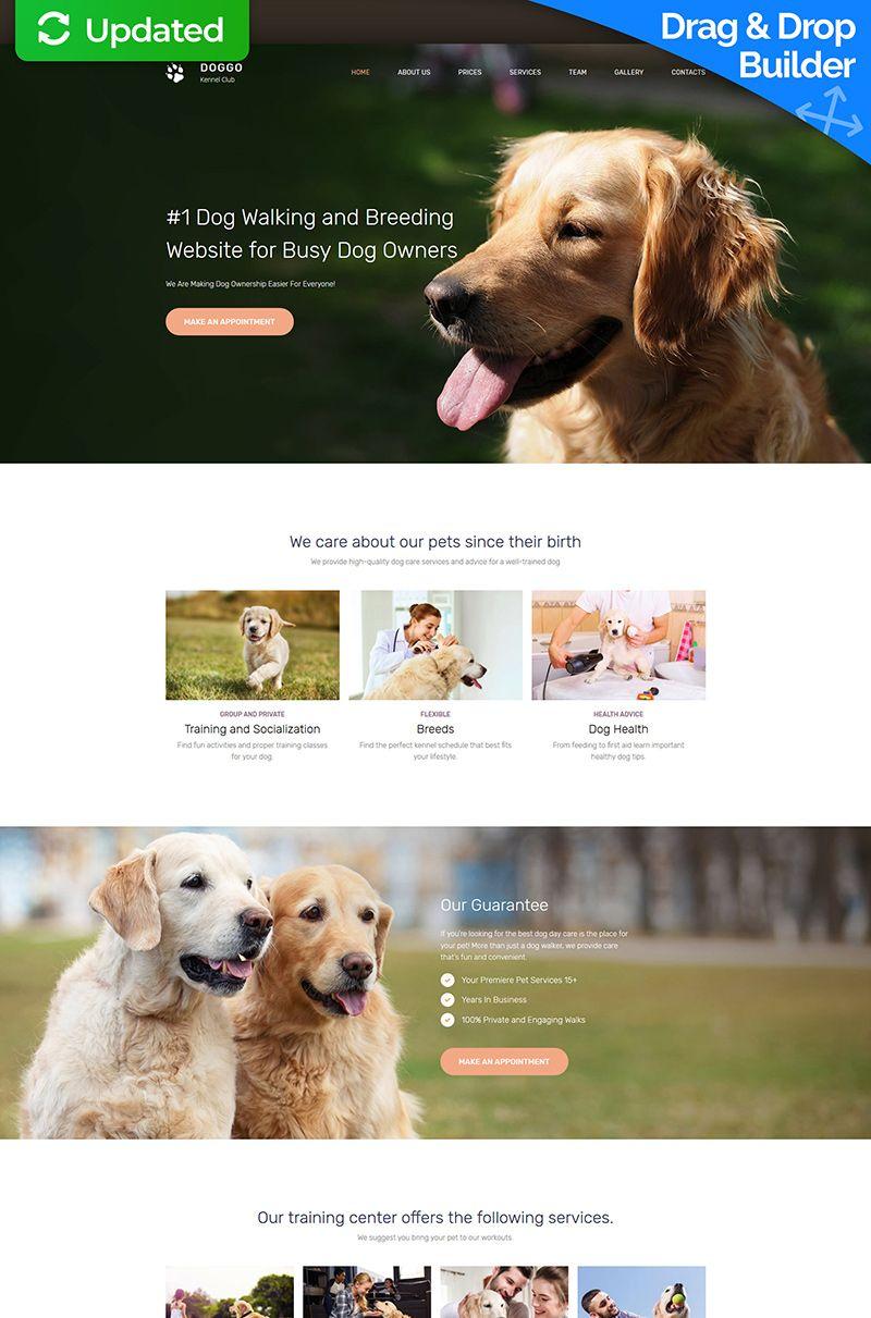 Doggo Kennel Club Premium Moto Cms 3