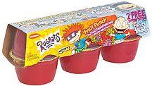 Mott's Rugrats fruit punch applesauce. ) 90s food