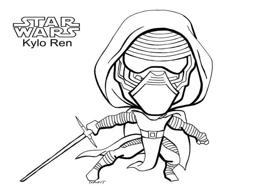 Kylo Ren Coloring Pages Best Coloring Pages For Kids Coloring Pages For Kids Coloring Pages Paw Patrol Coloring Pages