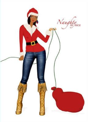 Christmas African American Clipart It S A Black Thang Com
